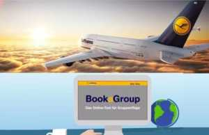 Lufthansa: Sending a group off for travel with just one click