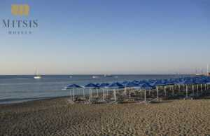 Ο Όμιλος ξενοδοχείων MITSIS HOTELS βραβεύθηκε με 2 Γαλάζιες Σημαίες
