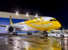 Scoot 787 Dreamliner