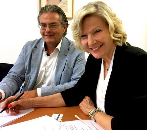Σύμφωνο συνεργασίας ΗAPCO - TCB