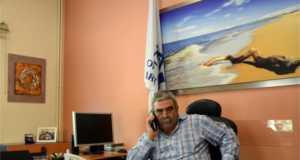 Περικλής Κατσαρός Πρόεδρος Ομοσπονδίας Επιχειρηματιών Τουριστικών Καταλυμάτων Κέρκυρας