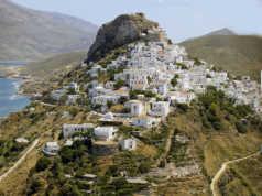 Για πρώτη φορά η Σκύρος και το Λιμάνι της η Λιναριά φιλοξένησε το Ράλι Αιγαίου