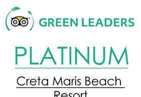 Βραβείο «Πράσινος Ηγέτης με Πλατινένιο επίπεδο» για το Creta Maris Beach Resort
