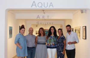 Aqua Gallery