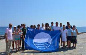 """Το ξενοδοχείο Nana Beach διακρίνεται για την """"γαλάζια"""" και """"πράσινη"""" πολιτική του"""