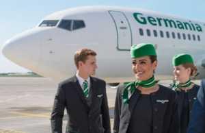 Νέα δρομολόγια από την Germania για το 2018 για Ελλάδα, Κανάρια Νησιά και Πορτογαλία !!!