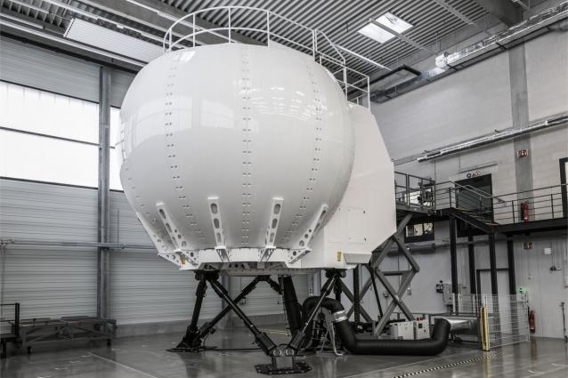 German Federal Aviation Office certifies world's first H145 full flight simulator at Airbus Helicopters