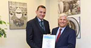 Η AEGEAN τιμήθηκε από την IATA με το Fast Travel Gold Award