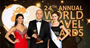 H Aegean βραβεύεται από τα World Travel Awards 2017