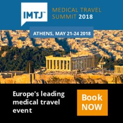 IMTJ Medical Travel Summit 2018 in Athens