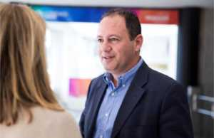 Carlos Feliu, Sales Director of Bedsonline