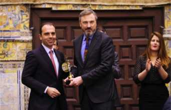 ETOA awarded for contribution to sustainability and touristic innovation