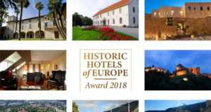 Historic Hotels of Europe Awards 2108