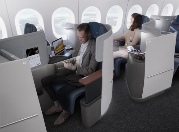 Lufthansa reveals the first secrets of its new Business Class