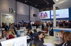 To ACVB ταξίδεψε στο Λονδίνο για τη World Travel Market 2017