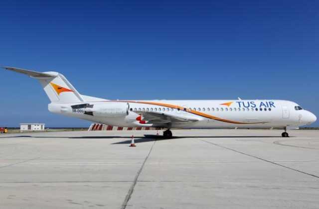 TUS Airways στην Ελλάδα με νέα απευθείας πτήση από Ιωάννινα για Λάρνακα