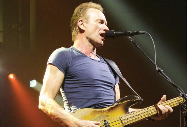 Ο Sting στο Ηρώδειο 22 & 23 Ιουνίου 2018