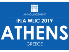 World Library and Information Congress Athens 2019