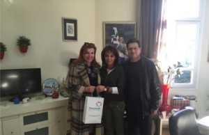 Συνάντηση Βούλας Πατουλίδου με τη διευθύντρια της Ellinair για αύξηση των πτήσεων από τη Ρωσία