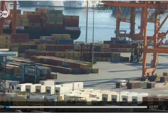 Πειραιάς, η πύλη της Κίνας στην Ευρώπη