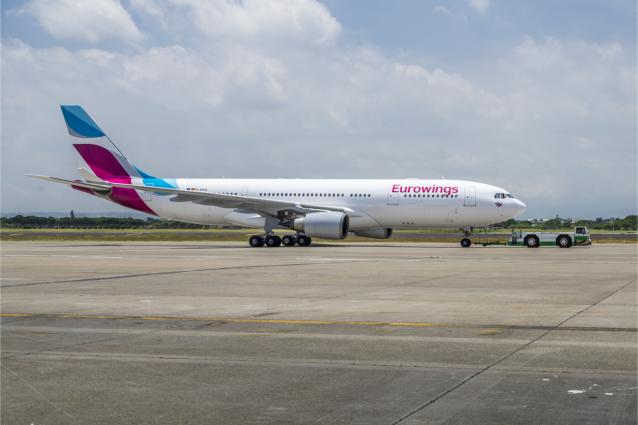 Eurowings takes a bite of the Big Apple