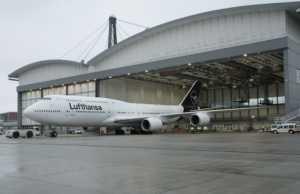 Η Lufthansa έκανε περιοδεία με τη νέα της εμφάνιση