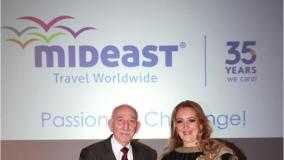 H Mideast βραβεύτηκε στην κατηγορία Best Tour Operator στα Greek Hospitality Awards