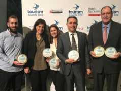 Έξι νέα βραβεία για την Grecotel στα Greek Tourism Awards 2018