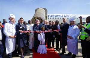 H Turkish Airlines ξεκίνησε πτήσεις προς τo Freetown στη Sierra Leone