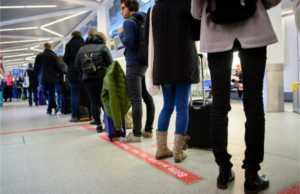 Airport strikes in Germany and France