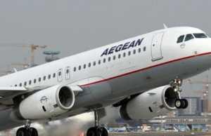 Μεταφορά του Αγίου Φωτός από την AEGEAN και την Olympic Air
