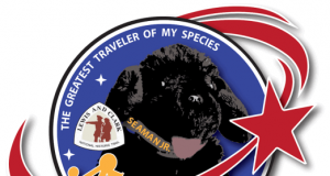 Space Tail: Legendary Dog to Leave his Mark on another Epic Journey