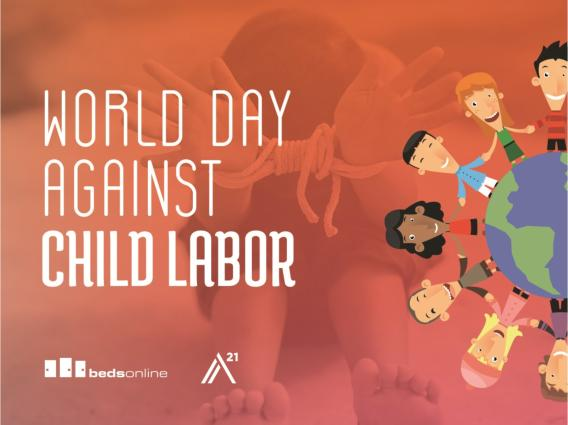 Bedsonline supports World Day Against Child Labor