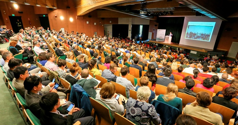 Εναρκτήρια ομιλία Καθ. Ν. Ζούρου-8ο Παγκόσμιο Συνέδριο Γεωπάρκων