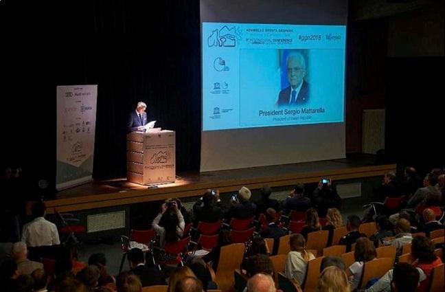 Πρόεδρος της Ιταλικής Δημοκρατίας Sergio Mattarella