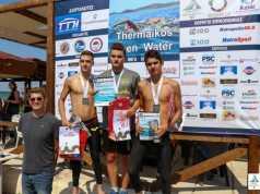 Κολυμβητικός Αγώνας Ανοιχτής Θάλασσας «Thermaikos Open Water 2018»
