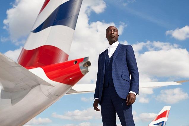 Νές στολές BRITISH AIRWAYS