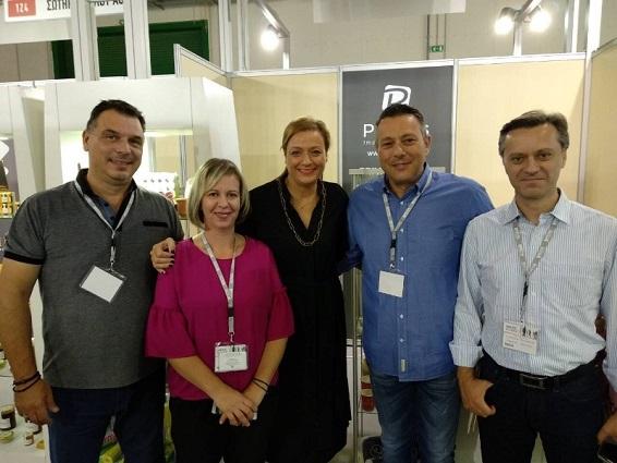 Επιτυχημένη η παρουσία της Περιφέρειας Κεντρικής Μακεδονίας στο «MARKET EXPO 2018»