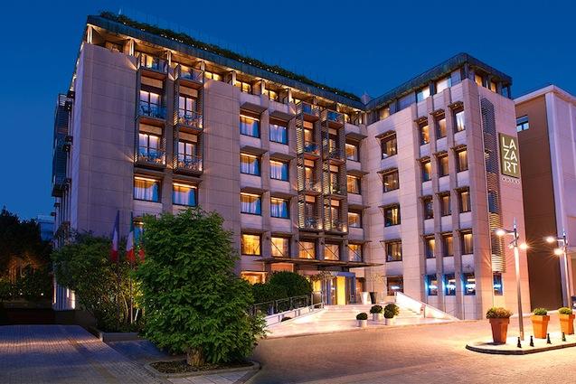 aac79dcc1a6 Στη γοητευτική Θεσσαλονίκη απολαύστε προσιτή πολυτέλεια και απαράμιλλη  άνεση στο ανανεωμένο Lazart Hotel ...