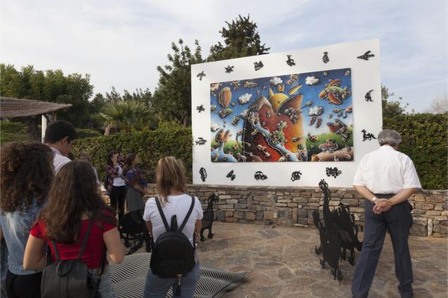 Το Ίδρυμα Γ. & Α. Μαμιδάκη ξεναγεί τους μαθητές στον κόσμο της σύγχρονης τέχνης!