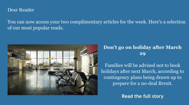 Ακυρώστε τις καλοκαιρινές σας διακοπές