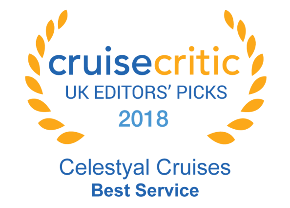 2018 UK Editors Picks Celestyal Cruises