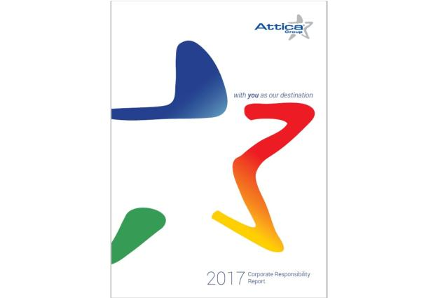 Attica Group publishes its 9th Corporate Responsibility Report