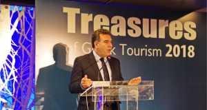 ΜΑΝΟΣ ΚΟΝΣΟΛΑΣ: «Η Νέα Δημοκρατία είναι δεσμευμένη σε μια πολιτική μείωσης των φόρων στον τουρισμό»