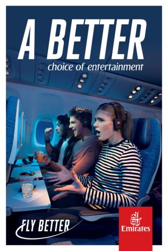 EK Fly Better Entertainment