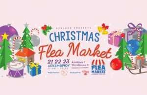Thessaloniki Christmas Flea Market & Street Food