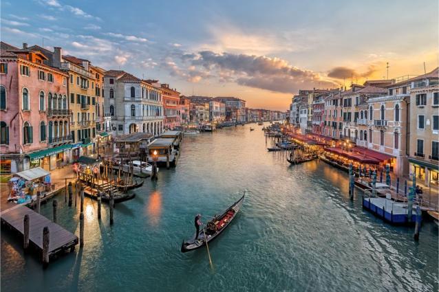 Επί πληρωμή η είσοδος στη Βενετία