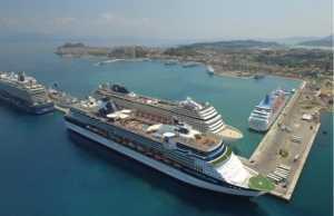 λιμάνι Κέρκυρας