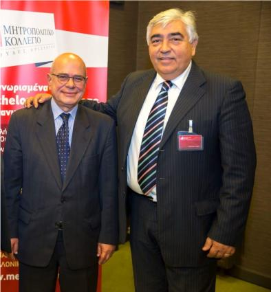 Ο Νότη Μαρτάκη για τρίτη συνεχή χρονιά Επιστημονικού συνεργάτη της ΚΕΔΕ