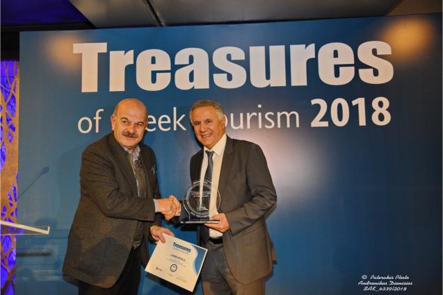Νέα διάκριση για τη Louis Hotels στην Ελλάδα